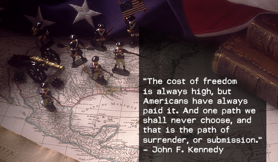 The Cost of Freedom
