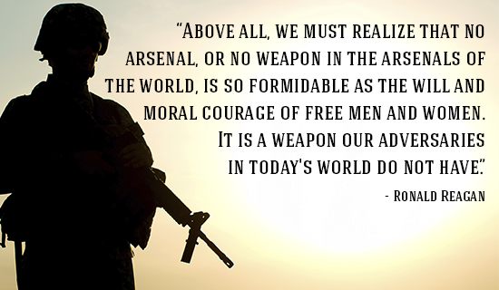 No Weapon can Beat Free Will