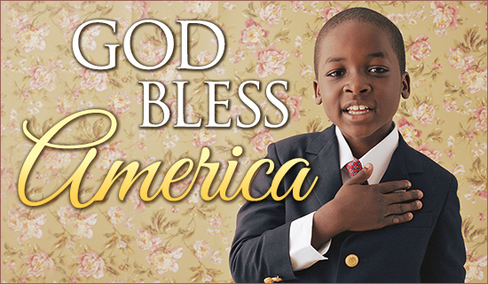 God Bless America - Wallpaper