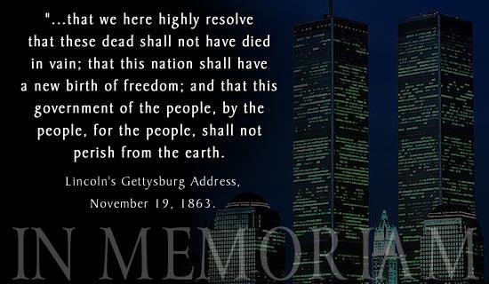 9-11 Memorium
