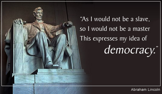 A Lincoln Democracy