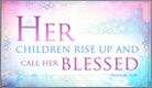Call Her Blessed - Ecard