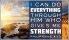 Philipians 4:13