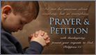 Prayer & Petition - Ecard