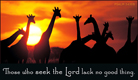 Seek the Lord - Ecard