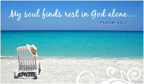 Soul Finds Rest