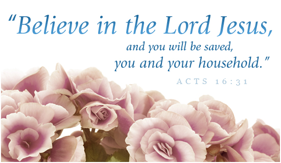 Acts 16:31