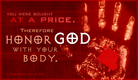 Honor God - Ecard