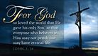 John 3:16