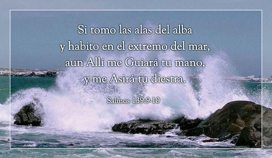 Salmos 139:9-10