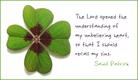 St. Patrick Quote