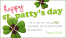 St. Patty's Day - Ecard