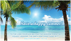 Happy Summer - Free Ecards, Christian