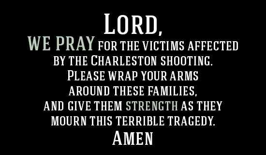 Pray for Charleston