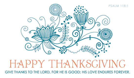 Psalm 118:1