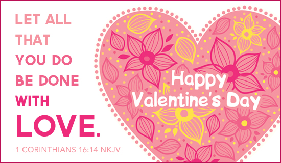 valentine biblical quotes: sweet blessings john valentines., Ideas