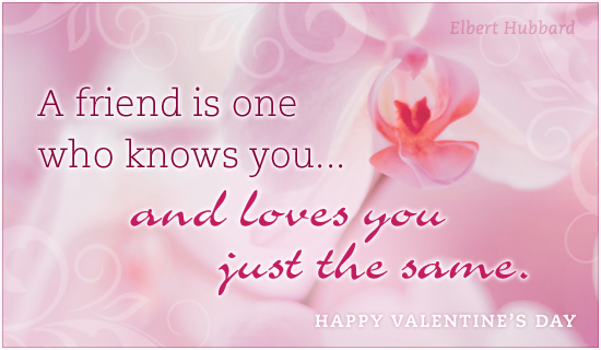 friend love valentine s day holidays ecard free