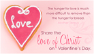 Love of Christ - Ecard