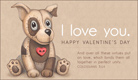 Puppy Love Col. 3:14 NIV - Ecard