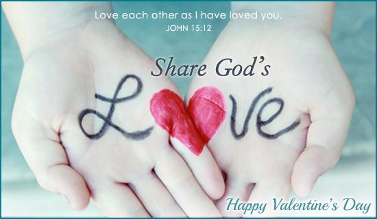 Share God's Love