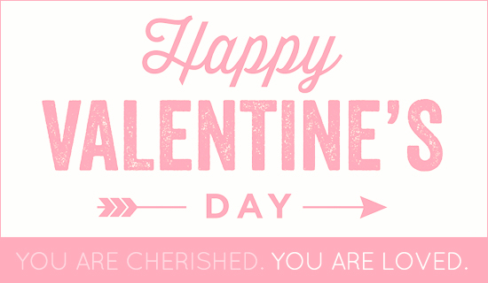 You Are Cherished and Loved