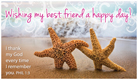 Best Friend Day (6/8) - Free Ecards, Christian