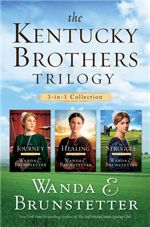 The Kentucky Brothers Trilogy (Barbour Books) by Wanda E. Brunstetter