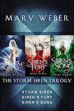 Storm Siren Trilogy by Mary Weber