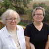Pam Hanson and Barbara Andrews