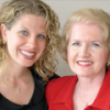 Lisa Raftery and Barbara Precourt