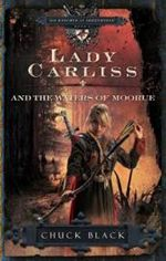 Lady Carliss & the Waters of Moorue (Knights of Arrthtrae #4)