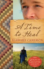 A Time to Heal (Quilts of Lancaster County #2)