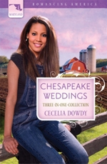 Chesapeake Weddings (Romancing America: Maryland) 3-in1 Collection