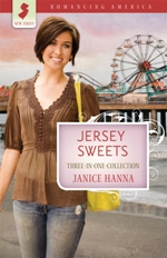 Jersey Sweets (Romancing America) 3-in-1