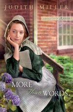 More Than Words (Daughters of Amana #2)