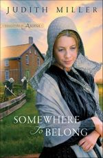 Somewhere to Belong (Daughters of Amana #1)