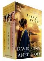 Acts of Faith Pack, Vols. 1-3
