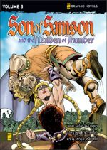 The Maiden of Thunder (Son of Samson #3)
