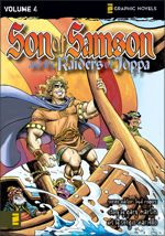 The Raiders of Joppa (Son of Samson #4)