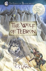 The Wolf of Tebron (Gates of Heaven #1)