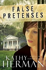 False Pretenses (Secrets of Roux River Bayou #1)