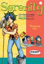 Stepping Out (Serenity #2)
