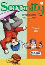 Snow Biz (Serenity #5)