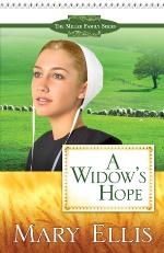 A Widow's Hope (Miller Family #1)