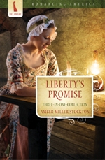 Liberty's Promise (Romancing America: Delaware) 3-in-1