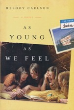 As Young As We Feel (Four Lindas #1)
