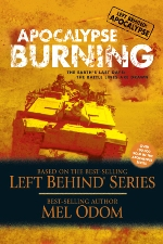 Apocalypse Burning (Left Behind: Apocalypse #3)