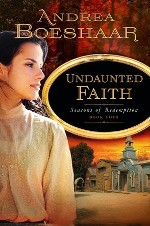 Undaunted Faith (Seasons of Redemption #4)