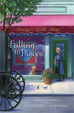 Falling To Pieces (Shipshewana Amish Mysteries #1)
