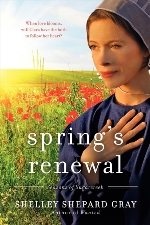 Spring's Renewal (Seasons of Sugarcreek #2)